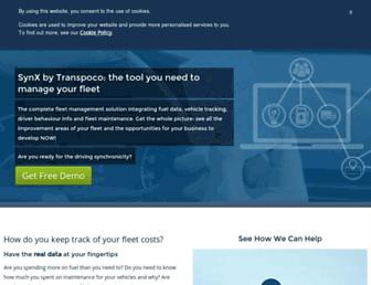 transpoco.com screenshot