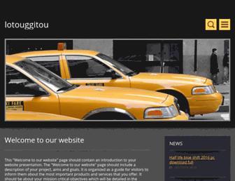 lotouggitou.webnode.com screenshot