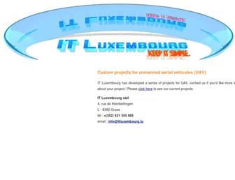 itluxembourg.lu screenshot