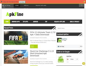 apkfine.com screenshot