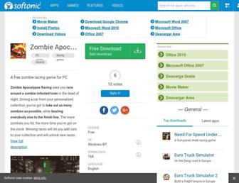 zombie-apocalypse-racing.en.softonic.com screenshot
