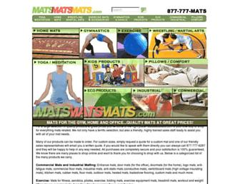 Thumbshot of Matsmatsmats.com