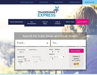 Thumbshot of Tpexpress.co.uk