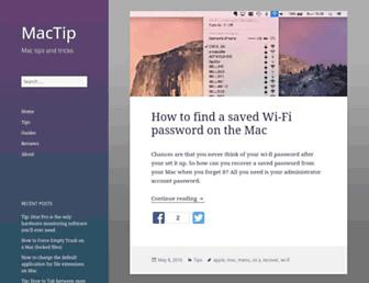 mactip.net screenshot