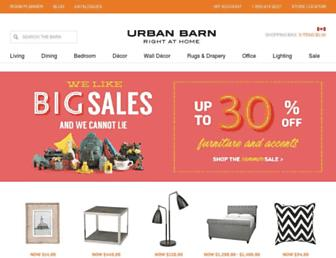 Thumbshot of Urbanbarn.com