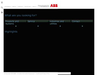 Thumbshot of Abb.com