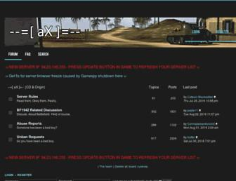 forum.bf1942.sk screenshot