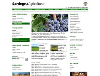 sardegnaagricoltura.it screenshot