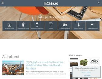 incasa.ro screenshot