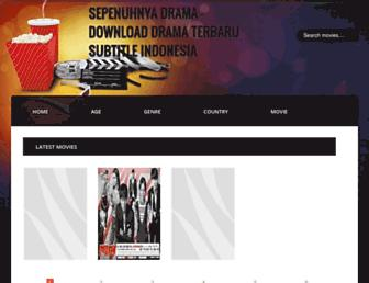 sepenuhnyadrama.blogspot.com screenshot