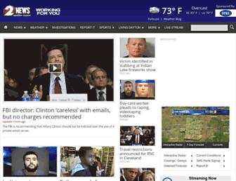 wdtn.com screenshot