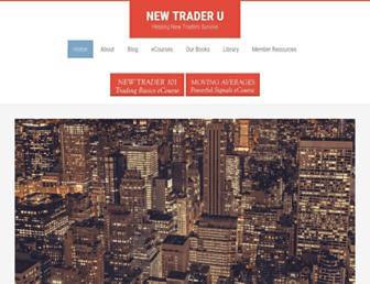 newtraderu.com screenshot