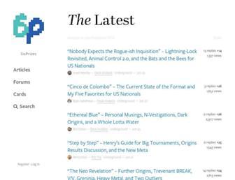 sixprizes.com screenshot