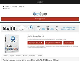 stuffit.com screenshot