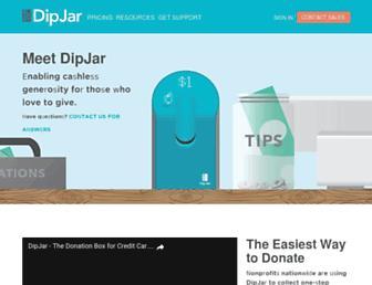 dipjar.com screenshot