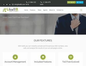 Thumbshot of Kall8.com