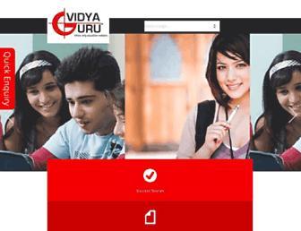 vidyaguru.in screenshot