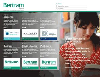 Thumbshot of Bertrams.com