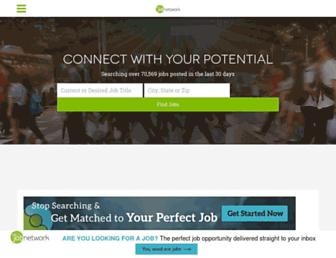 thejobnetwork.com screenshot