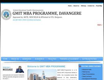 gmit.in screenshot