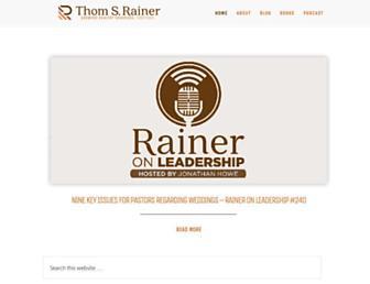Thumbshot of Thomrainer.com