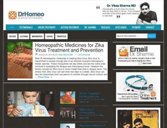 Thumbshot of Drhomeo.com