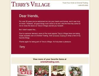 Thumbshot of Terrysvillage.com