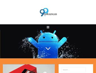 99mediasector.com screenshot