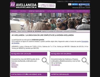 av-avellaneda.com.ar screenshot
