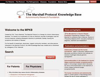 Thumbshot of Mpkb.org