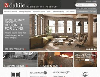 Thumbshot of Daltile.com