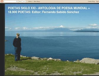 poetassigloveintiuno.blogspot.com screenshot