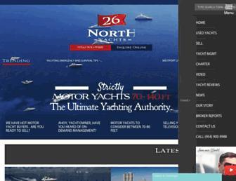 Thumbshot of 26northyachts.com
