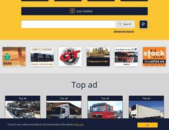 trucksnl.com screenshot