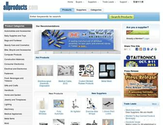 Thumbshot of Allproducts.com