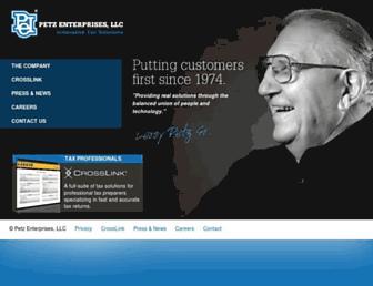 petzent.com screenshot