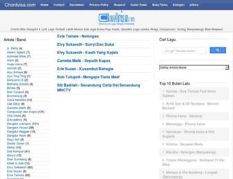 chordvisa.com screenshot