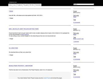 dm9.se screenshot