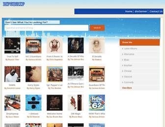 mp3drip.com screenshot