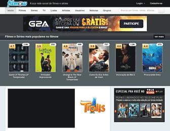 filmow.com screenshot