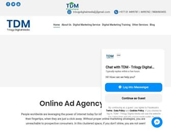 tdm.com.np screenshot