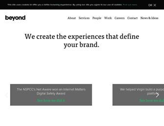 bynd.com screenshot
