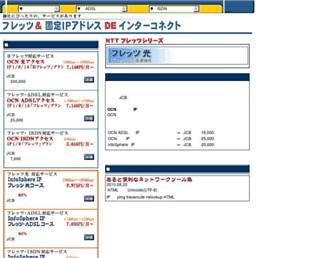 Screenshot for interconnect.co.jp