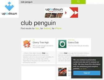 club-penguin.en.uptodown.com screenshot