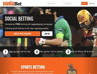 Thumbshot of Indiabet.com