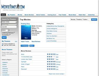 Thumbshot of Mrmovietimes.com