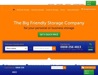 loknstore.co.uk screenshot