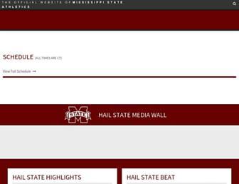 Thumbshot of Hailstate.com