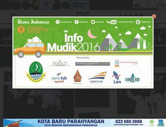 bandung.bisnis.com screenshot