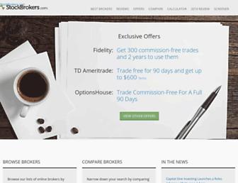 Thumbshot of Stockbrokers.com